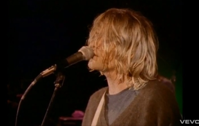 An essay on the life and death of kurt cobain lead vocalist of the band nirvana