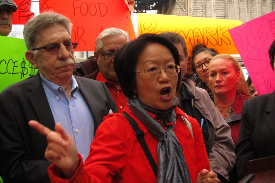 Councilmember Margaret Chin