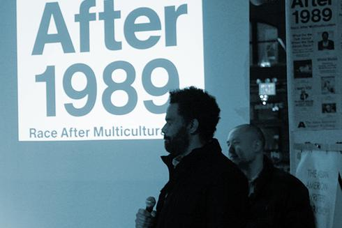 AFTER 1989: What do we talk about when we talk about race?: The Canon, PC and Racist Show-and-Tell