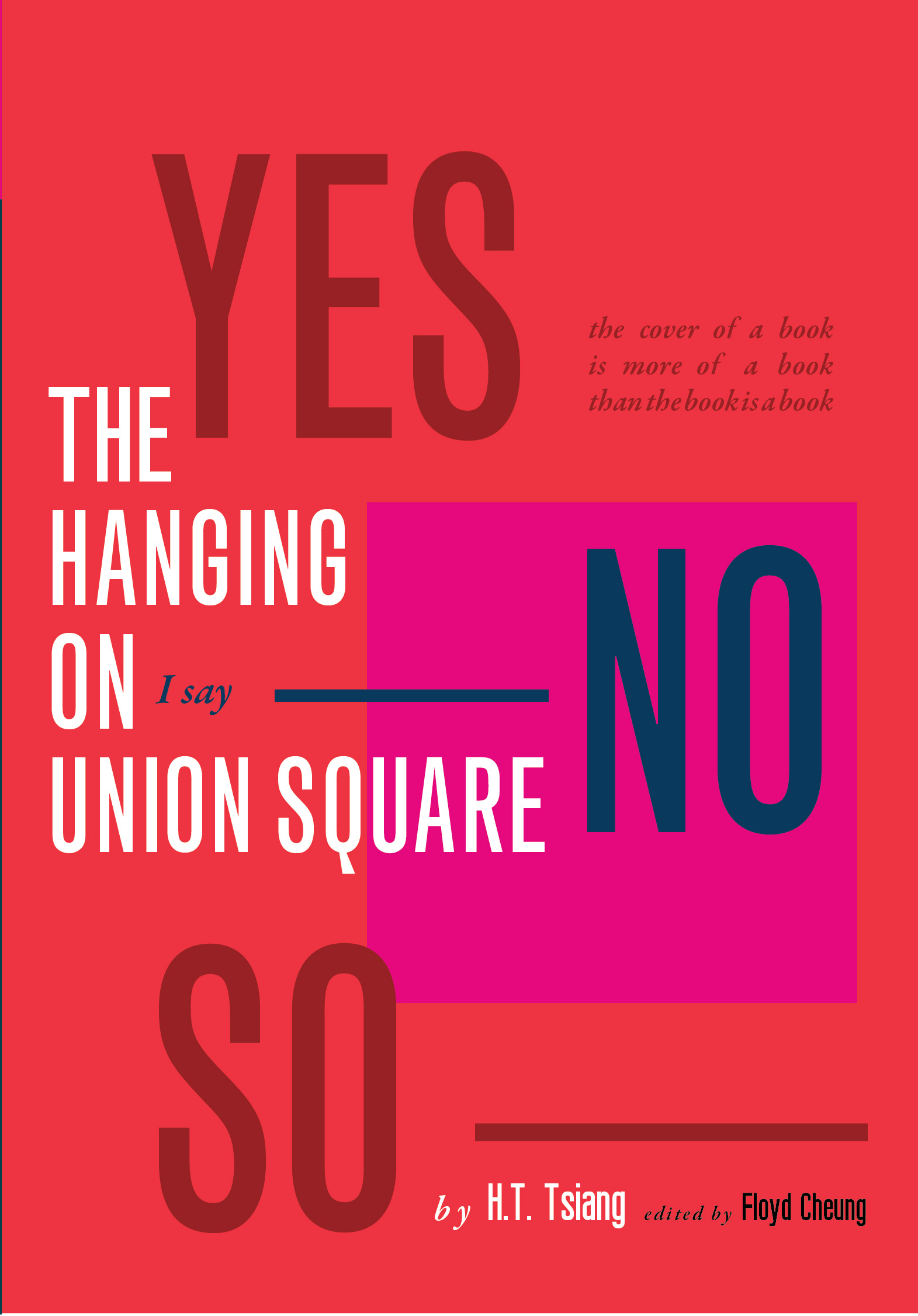 The Hanging on Union Square by H.T. Tsiang: