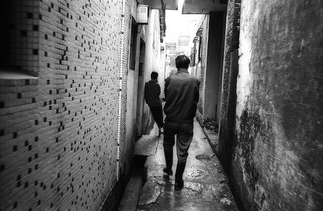 Jiangmei Village, Sanhe township, 2008