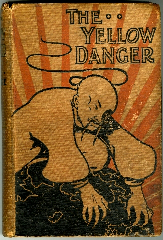 The Yellow Danger, M.P. Shiel (London: Grant Richards, 1898). Fales British Collection. Fales Library and Special Collections, New York University.
