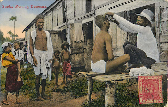 Sunday Morning Demerara, c1920