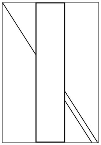 Poggendorfff's Illusion