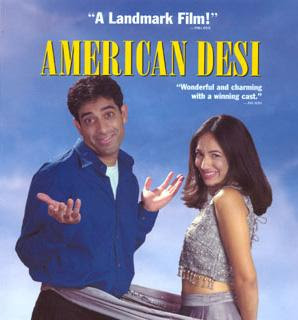 Poster from the film American Desi