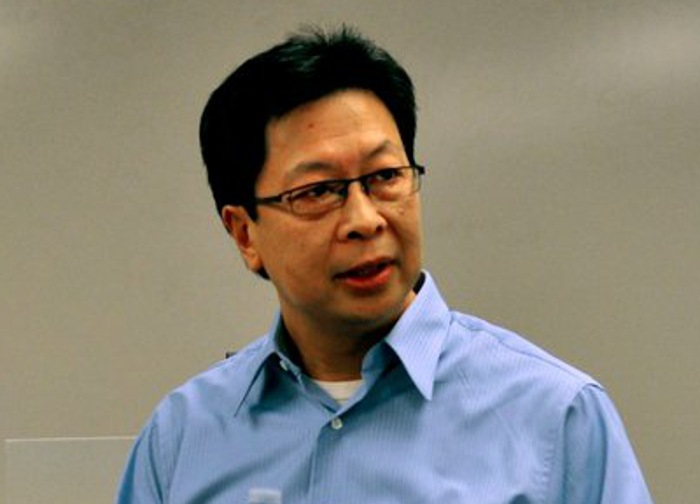 Jeff Chin, Coach, player and President of the Hurricanes. Courtesy of Jeff Chin.
