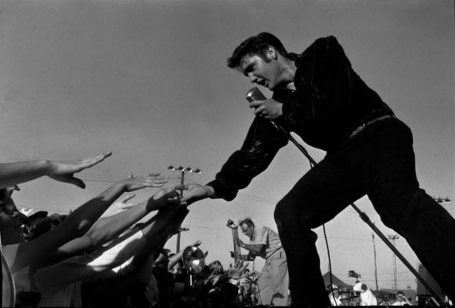 Elvis Presley. Photo by