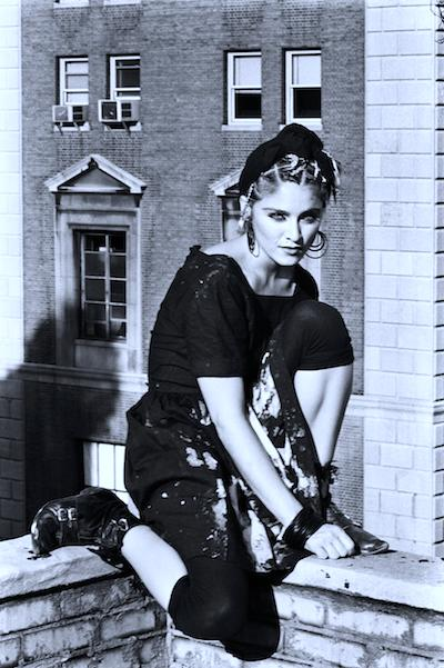 Madonna. Photo by