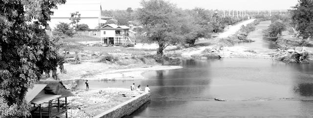 Kamping Puoy Dam