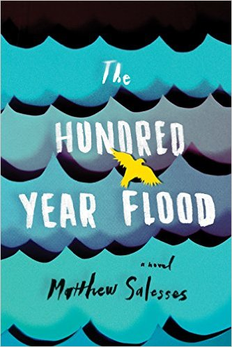 Matthew Salesses' first full-length novel, The Hundred-Year Flood was released this September.
