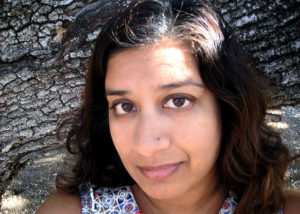 Chaitali Sen, author of The Pathless Sky (Europa Editions).