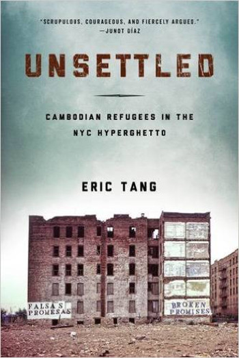 Unsettled... brings to light the political ecology of a community that has survived war, genocide, and displacement and is now struggling to remake the Bronx hyperghetto. — Junot Díaz