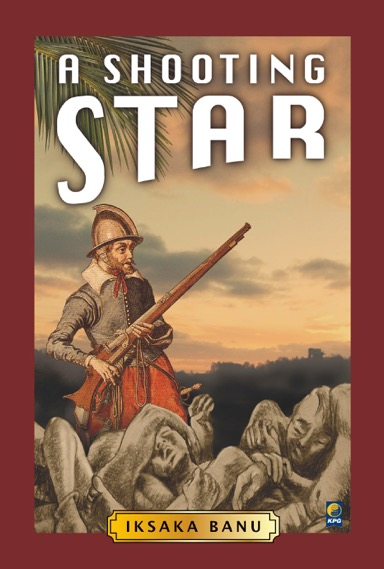 A Shooting Star by Iksaka Banu. Published by By The Way Books