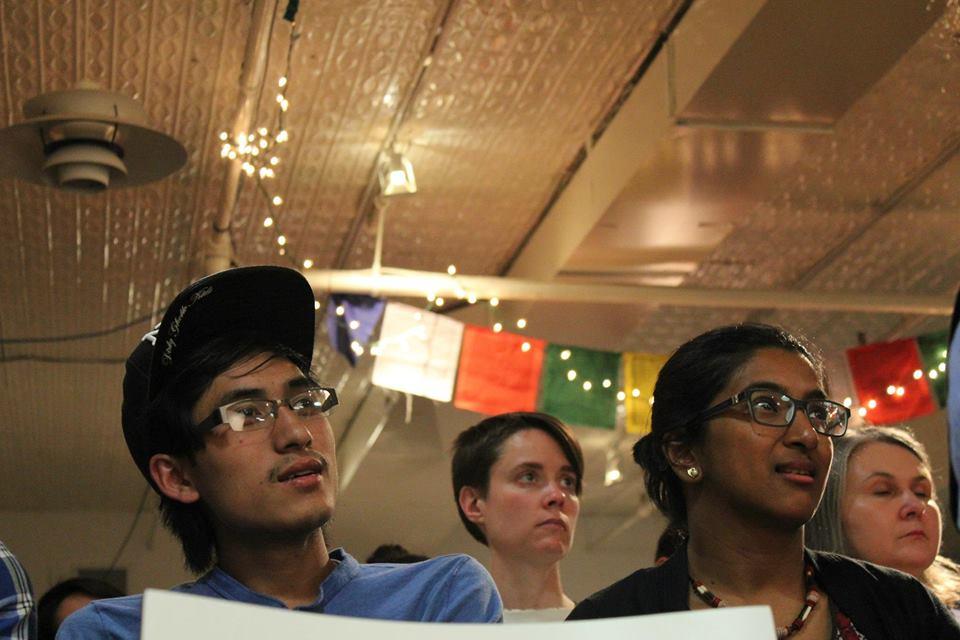 AAWW at AWP—Asian American Caucus