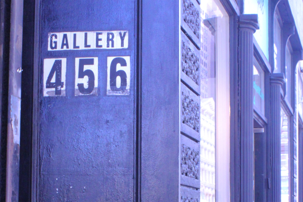 The Chinese American Arts Council and Gallery 456