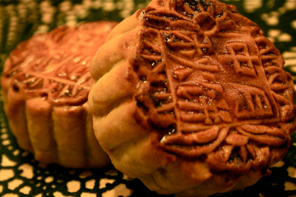 The Mid-Autumn festival is popular for its mooncakes. Photo by Avery