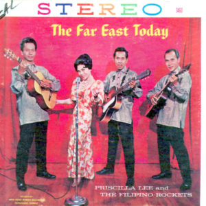 "Priscilla Lee & The Filipino Rockets was the first Filipino rock band to be recorded in the 1950s by 49th State Hawaii Record Company. ""Priscilla Lee"" was actually Pacita Dulay's sister (the author's grand aunt); Priscilla immigrated to the U.S. when she was 21-years-old and joined The Filipino Rockets shortly after arriving in Los Angeles."