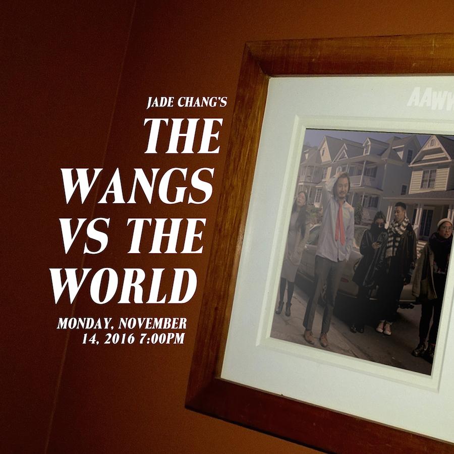 Jade Chang's The Wangs Vs The World