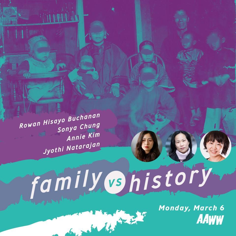 Family Vs History