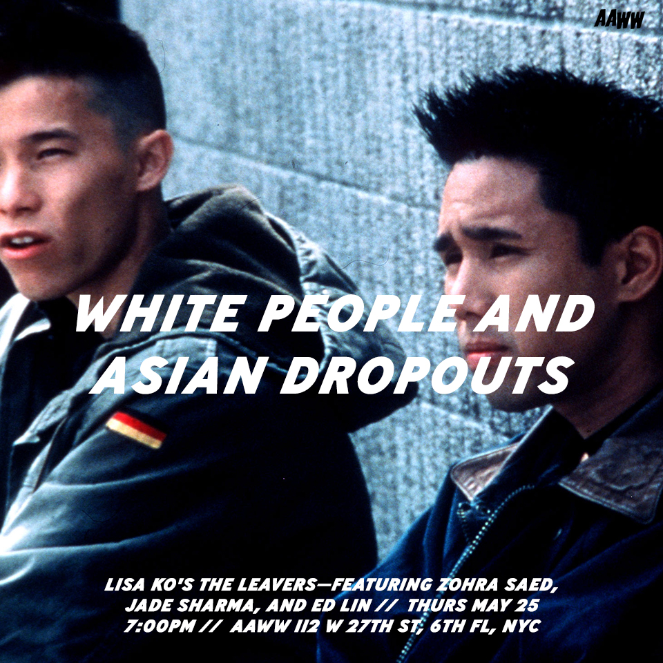 White People & Asian Dropouts