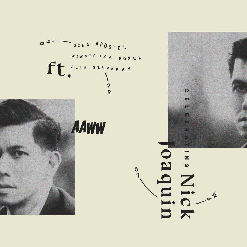 Celebrating Nick Joaquin