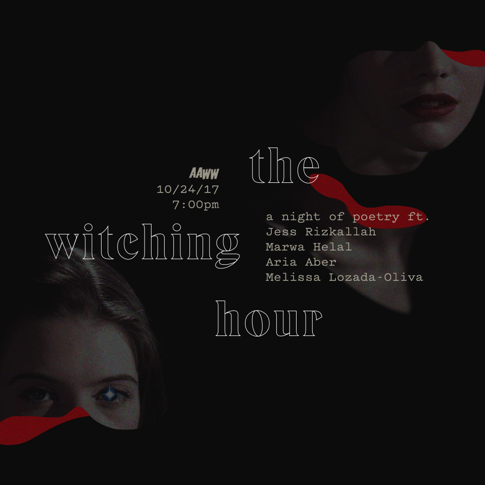 The Witching Hour: A Night of Poetry