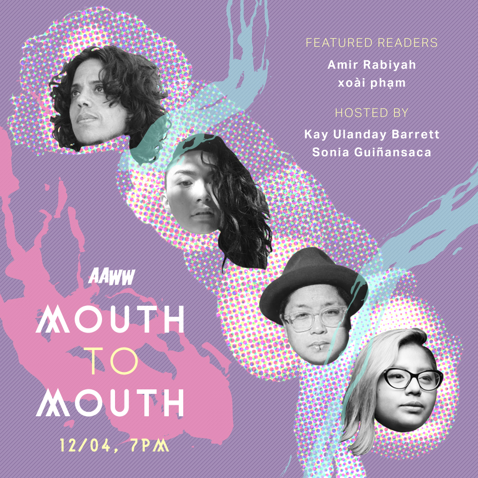 Mouth to Mouth Open Mic