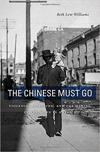 The Chinese Must Go