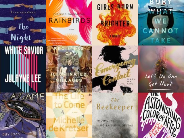 March Bookmarks: 18 New Books by Asian Writers
