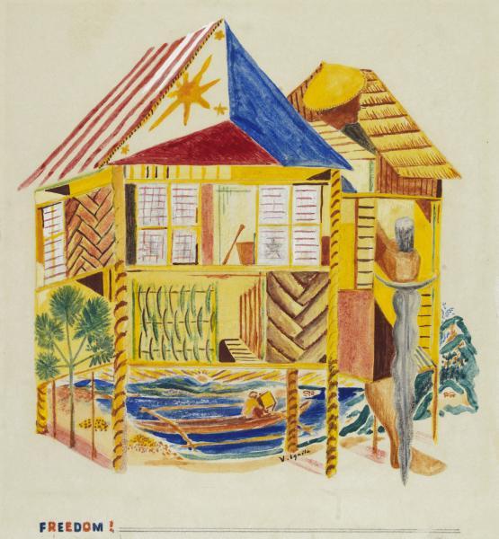 Is America in the Heart? New Filipinx Literature