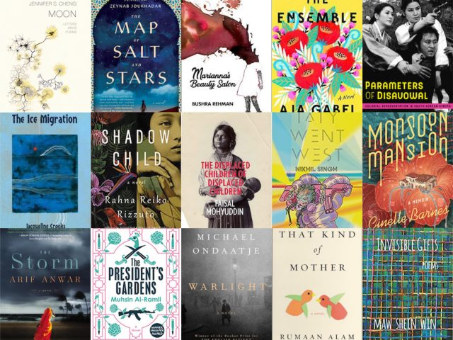 Asian American Writers' Workshop - May Bookmarks: 20 New Books by