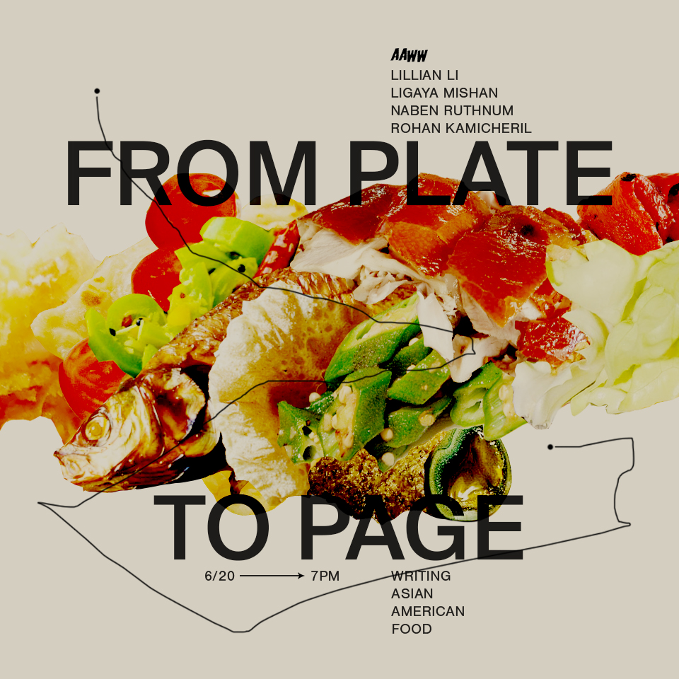 From Plate to Page: Writing Asian American Food