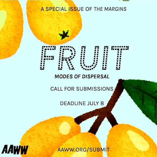 Asian American Writers' Workshop - Fruit: A Call for Nonfiction