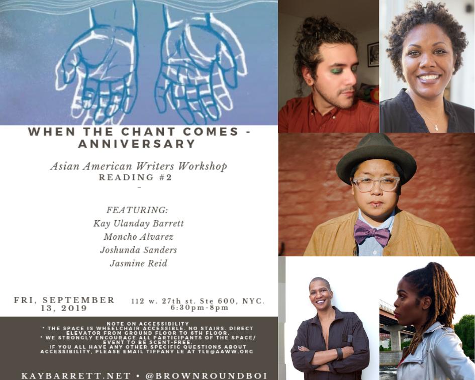 Asian American Writers' Workshop - The Margins