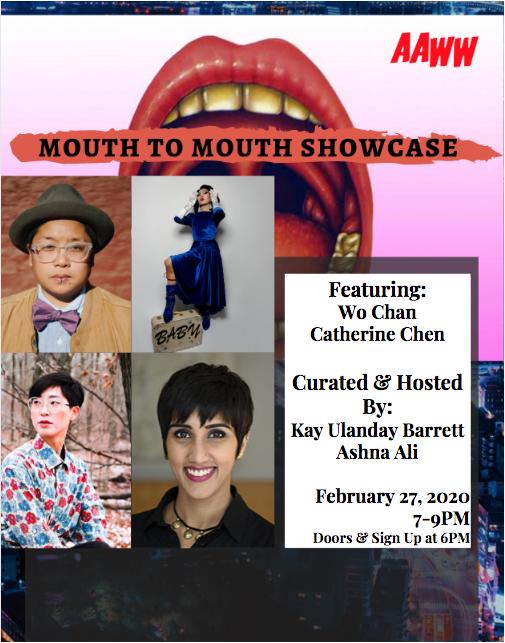 Mouth to Mouth Showcase