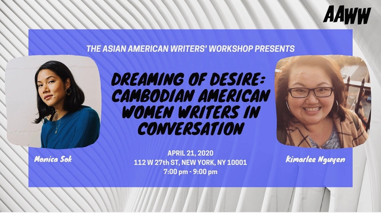 Dreaming of Desire: Cambodian American Women Writers in Conversation